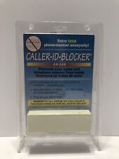 NEW Vintage TT SYSTEMS CALLER ID BLOCKER Model CB-100 Total Anonymity