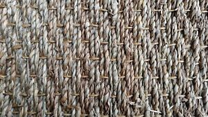 Crucial Trading Seagrass remnants Various sizes Basketweave Herringbone Original