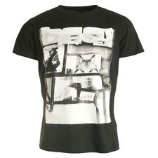 Diesel Graphic Fitted Regular Size T-Shirts for Men