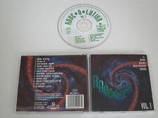 Various/rave-o-lution vol. 1 (generatore Gen 2902-2) CD Album