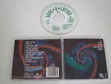 VARIOUS/RAVE-O-LUTION VOL. 1(GENERATOR GEN 2902-2) CD ALBUM