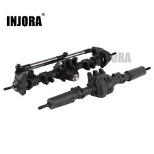 Front Rear Straight Axle for 1:10 RC Rock Crawler Axial SCX10 II 90046 90047