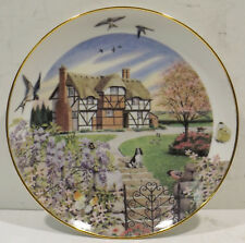 Swallowgate Cottage by Peter Banett - The Franklin Mint Heirloom Collection