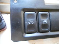 VW Polo 6N1 1997 Open Air Sunroof Switch. Electric Roof.