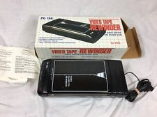 Video Tape Rewinder Dayton Hudson Corp. Vhs Video Tx-120