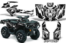New listing Can-Am Outlander 500/650/800R/1000 G2 Graphic Kit Atv Decal Wrap 2012-2016 Nw W
