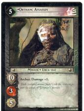 Lord Of The Rings CCG FotR Card 1.R131 Orthanc Assassin
