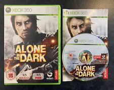 Alone in the Dark (XBox 360) Spiel Boxed mit Handbuch VGC Survival Horror ?