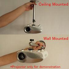 Mini LED LCD Video Beamer Projektor Halterung Mauer Celling Stand Halter Regal