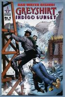 Greyshirt: Indigo Sunset #4 (Apr 2002, DC) Rick Veitch [America's Best Comics]