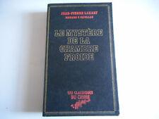 LE MYSTERE DE LA CHAMBRE FROIDE / J-P LAHARY - R. V. CAPELLAN - LES CLASSIQUES D