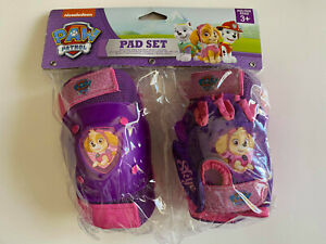 Nickelodeon PAW Patrol Protection Pack Knee Elbow pads and gloves age 3+ Bike