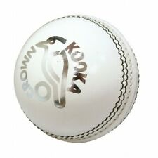 Kookaburra Crown 2- Piece Leather Cricket Ball- 156 Gms