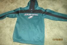 PHILADELPHIA EAGLES NFL TEAM YOUTH SIZE XL 18-20 HOODIE SWEATSHIRT NEW LQQK!