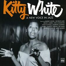KITTY WHITE/A NEW VOICE IN JAZZ