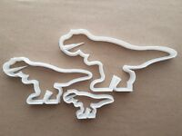 T-Rex Tyrannosaurus Dinosaur Shape Cookie Cutter Dough Biscuit Fondant Sharp