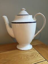 Spode Lausanne Gold coffee pot with lid - perfect condition never used