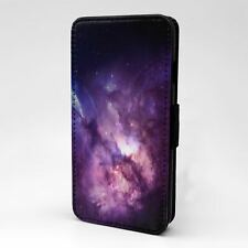 For Apple iPod Touch Flip Case Cover Planets Galaxies Space - A1248