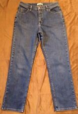 Riders Medium Wash Denim Relaxed Fit  Blue Jeans Women's size 10 M