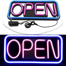 Colorful Hanging Decor Light Lamp Shop Bar Ktv Shop Bar Open Neon Business Sign