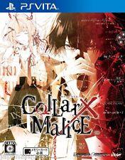 Collar x Malice PS Vita PLAYSTATION SONY JAPANESE NEW JAPANZON