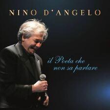 D'Angelo Nino Il Poeta Che Non Sa Parlare Cd Nuovo Sigillato