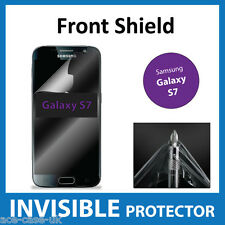 Samsung Galaxy S7 INVISIBLE FRONT Screen Protector Shield - Military Grade
