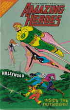 Amazing Heroes #78 VG; Fantagraphics | low grade comic - save on shipping - deta