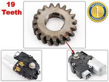 SUNROOF MOTOR REPAIR GEAR COG FOR PEUGEOT 206 & RENAULT MEGANE 19 THEET 4 mm