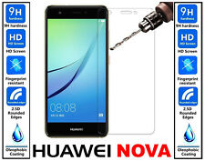 Genuine 100 Ultra HD Tempered Glass Screen Protector Cover for Huawei Nova