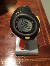 Nike Triax C6 Men's Heart Rate Monitor Watch Unused New Batteries