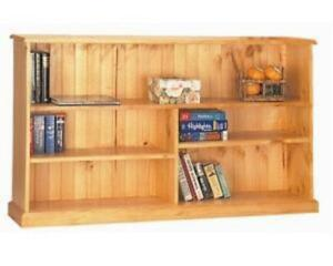 Bookcase 900x1500 stained
