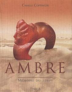 Ambre : Mémoire du temps - Camille Coppinger - Thalia