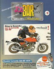 Joe Bar Team BD revue moto LAVERDA 750 SF Italienne Italian motor bike booklet 9