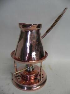 Antique Copper Coffee Maker. Picard Copper. Turkish Coffee Maker. Cezve.  (368)
