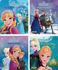 Nelson Mini-Bücher: 4er Disney Die Eiskönigin 1-4 (2015, Set mit diversen Artikeln)