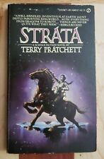 TERRY PRATCHETT SIGNED 1ST - Strata