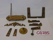 New listing Vintage Clock Repair Replacement Part-Gloria Gong And Other Ornate Parts
