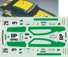decal 1/43 OPEL KADETT GT/E 1,9 Gr.2 BP CRITERIUM ALPIN 1976 Arena D133