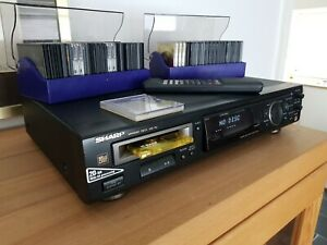 Sharp MD-R2 | Minidisc Player | Deck | Recorder | + Fernbedienung