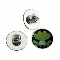 CUTE BABY FROG METAL PIN BADGE WITH 25mm LOGO