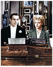 Angela Lansbury signed 8x10 The Picture of Dorian Gray photo / autograph