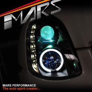 LED DRL Projector Head Lights for NISSAN INFINITI Skyline V35 G35 350GT Sedan