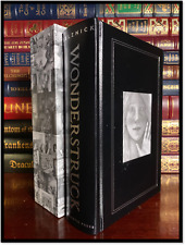 Wonderstruck ✎SIGNED✎ by BRIAN SELZNICK Limited Hardback 1st Edition Print 1/500