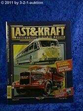 Last & Kraft 3/97 Büssing 6000 5000 TU Henschel HS 170