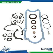 DNJ LGS3103 Lower Gasket Set For 86-97 AM General Hummer 4.3L-5.7L OHV 16v