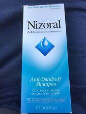 Nizoral A-D Anti-Dandruff Anti-Dandruff Shampoo (4 fl oz) - NEW IN BOX