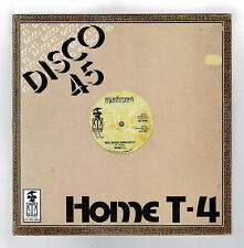 "HOME T 4-soul shake down party       mushroom 12""    (hear)    reggae"