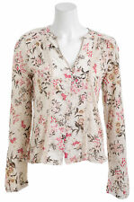 LUCKY BRAND Printed Drop Needle Top