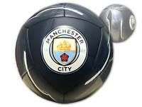 Puma Manchester City Icon Fan Ball  blau ManCity Fußball Trainingsball MCFC Gr.5